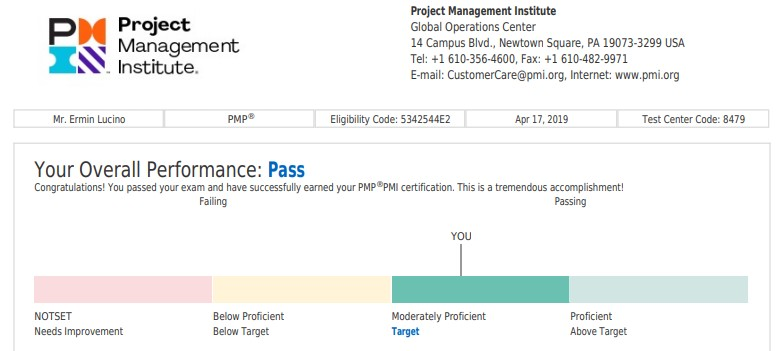 5 Tips on How to Pass the Project Management Professional (PMP)® Exam