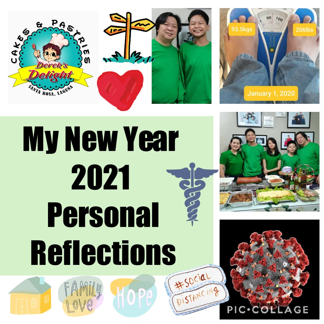 My New Year (2021) Reflections and Goals