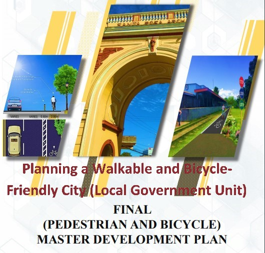 Planning a Walkable and Bicycle-Friendly City (Local GovernmentUnit)
